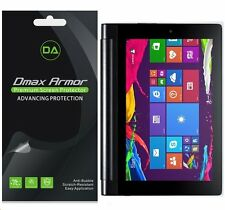 3-Pack Dmax Armor HD Clear Screen Protector For Lenovo Yoga Tablet 2 10 inch