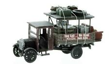 HO Jordan Highway Miniatures style 1920's Hauling Service. Painted, Weathered