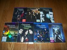 Vampire Diaries: Complete Seasons 1-7 (DVD, 2016, 35-Disc Set) 1 2 3 4 5 6 7