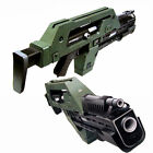 Model 1:1 Papercraft Stadio For Aliens M41-A Pulse Rifle GunToy Cosplay 3D Paper
