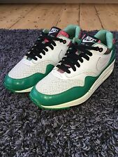 Nike Air Max 1 Premium LCD Pack Green UK7 Rare