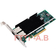 Intel 82599 X540 -T2 10G Dual Ports PCI-E x8 Ethernet Converged Network Adapter