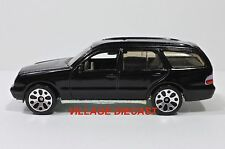 2006 Matchbox #22 Mercedes-Benz E430 Wagon BLACK/MINT