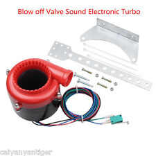 Car SUV Fake Valve Electronic Turbo Blow Off Valve Sound BOV Include Turbo Sound