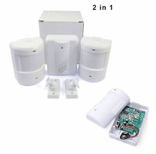 New Driveway Patrol Infrared Wireless Motion Sensor Door Detector Burglar Alarm