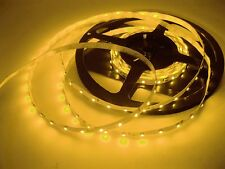 16ft 5m 300 LEDs Yellow SMD-3528-LED flexible strip light Non-waterproof Lamp