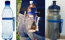 water/drink/sports bottle holder belt clip x 8 (over 10,000 now sold) Free Post