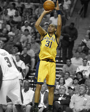 Indiana Pacers REGGIE MILLER Glossy 8x10 Photo NBA Basketball Print Poster