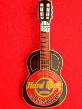 HRC Hard Rock Hotel Orlando Acoustic Guitar + Thermometer LE300