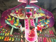 Polly Pocket Jumbo Jet Fashion MAGNETIC Clothes Accessories