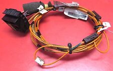 2005-2008 MERCEDES SLK55 AMG R171 OEM AUDIO FIBER OPTIC CABLE WIRE LOOM SET