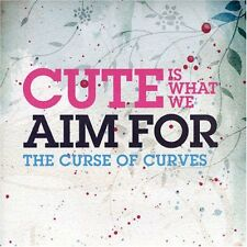 "7"" PINK VINYL - Cute Is What We Aim For - The Curse Of Curves (2007) New Stock."