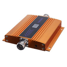 900Mhz LCD display Mini GSM Repeater Signal Booster Signal Amplifier + Indoor An