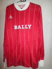 MONACO 1984-1985 away football shirt taille S / 15828