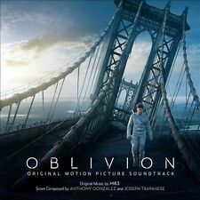 Oblivion [Original Motion Picture Soundtrack] by M83 (CD, Apr-2013, Back Lot...