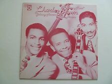 CHARLES BROWN - Sunny Road - Kix LP 5 - LA R&B Blues - Mono - M-