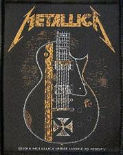 "METALLICA AUFNÄHER / PATCH # 49 ""JAMES HETFIELD GUITAR"""
