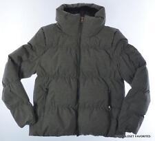 Fera Women's size 14 (Large) Down Jacket Warm Gray Flannel Winter Coat