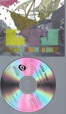 PROMO CD--ABANDON SHIP --LESS THAN JAKE