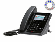 New Polycom CX500 HD IP Phone Telephone Microsoft Lync/Skype -Inc VAT & Warranty