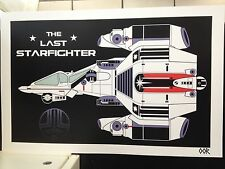 The Last Starfighter movie poster print