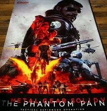 Metal Gear Solid V Original Soundtrack B2 Poster Paper