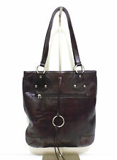 CULT VINTAGE '80 Borsa Maxi Pelle Donna Shopper Woman Maxi Leather Hand Bag