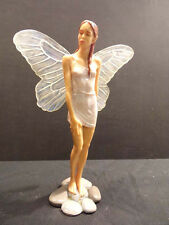 """David Parvin """"Untitled"""" Wing girl Pour Resin Protype Sculpture Hand Signed"""