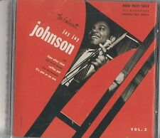 The Eminent J. J. Johnson-Vol 2 CD - RVG Edition- Blue Note-Charles Mingus