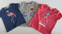 MINI BODEN FABULOUS GIRLS APPLIQUÉ T-SHIRT TOPS-  BNWOT AGES 1-14