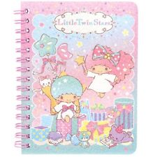 2016 Sanrio Little Twin Stars Laser Cover  Notebook Note book ( small size ) #01