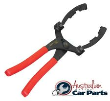 Swivel Jaw Oil & Fuel Filter removal Pliers   Extra Large T & E Tools 4310 New