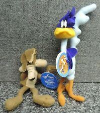 Starbucks Finger Puppets Road Runner and Wile E. Coyote Series 4 Looney Tunes