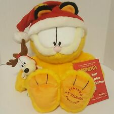 Garfield Collectible Limited Edition 25th Anniversary Years Macys Christmas 2003
