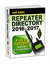 ARRL 2016 17 Repeater Directory Pocket NEW HAM Radio Comm