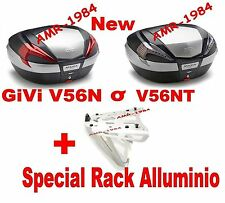 BMW S 1000 XR 2015 VALIGIA BAULETTO V56N V56NT COVER ALL + TELAIO ALL SRA5119