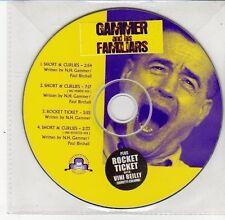 (DS602) Gammer & His Familiars, Short & Curlies - DJ CD