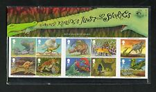 QEII 2002 Presentation Pack Rudyard Kipling's Just So Stories stamps
