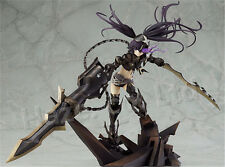 28CM TV Anime Runaway Insane Black Rock Shooter PVC Figure Figma