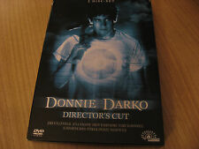 DONNIE DARKO DVD DIRECTOR'S CUT JAKE GYLLENHAAL JENA MALONE DREW BARRYMORE