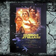 Original Movie Poster Star Wars - Guerre Stellari - Edizione Speciale - 1997
