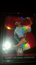 2014 Elite Status Red Stephen Strasburg 12/25
