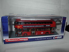 Corgi OOC OM46610 A NBFL New Bus London Go Ahead LT Route 11 Liverpool St Zoopla
