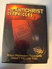 THE ANTICHRIST CHRONICLES DVD ~ 2 DISC SET ~ ENGLISH & SPANISH ~ RARE HTF