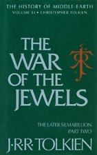 The War of the Jewels: The Later Silmarillion, Part Two (The History-ExLibrary