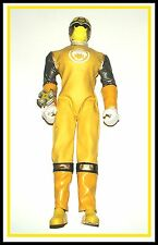 "Power Rangers Ninja Storm: 12"" Yellow Ranger Doll _  ** Must See **"