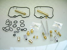 2x VERGASER REPARATUR-SATZ COMPLETE CARBURETOR REPAIR KIT XTZ 750 SUPER TENERE