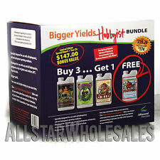 Advanced Nutrients Hobbyist Bundle 250mL Voodoo Juice Big Bud B-52 Overdrive