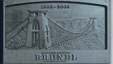 DX36   BRUNEL ISAMBARD KINGDOM PRESTIGE 2006 BOOKLET STAMPS