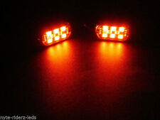 RED 5050 SMD LED PODS 6 PODS 6 LEDS EACH POD FITS CARS TRUCK BOATS MOTORCYCLES
